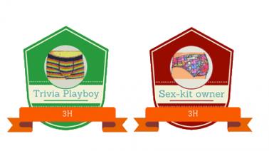 3H Badges